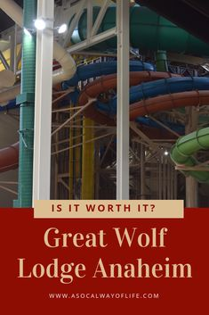 You've seen commercials about Great Wolf Lodge, but you keep wondering...Is it worth it?  Maybe you're considering a trip there as a holiday present to escape the winter cold? Read our post to get all of the information you need to decide!