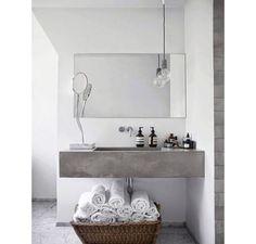 Resultado de imagem para banheiro minimalista
