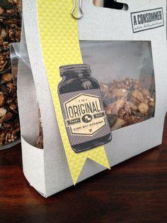 ça donne trop envie d'essayer de faire du granola et la boite et super belle