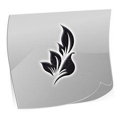 BL4262 Klebeschablonen - LENZ art products - Kreativ von A-Z - Airbrush Airbrush Nailart, Cards, Products, Map, Playing Cards, Gadget, Maps