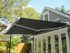 retractable awning patio awning