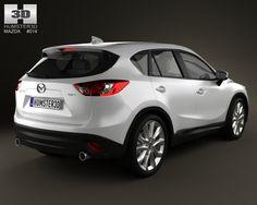 mazda cx5 | Mazda CX-5 2012 3D Model (.3ds, .c4d, .fbx, .lwo, .lw, .lws, .ma, .mb ...