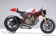 Ducati panigale street fighter [ cafe racer ]