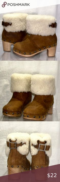 I just added this listing on Poshmark: Girls Ralph Laren Shearling-lined Clog Bootie. #shopmycloset #poshmark #fashion #shopping #style #forsale #Ralph Lauren #Other Suede Boots, Lace Up Boots, Pink Rain Boots, Polo Boots, Black Winter Boots, Black Leather Sneakers, Ralph Lauren Kids, Toddler Boots, Lauren Brown