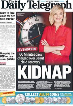 #20160413 #AUSTRALIA #AustraliaTodayNEWSpapers20160413 Wednesday APR 13 2016 http://en.kiosko.net/au/2016-04-13/ + #SYDNEY #TheDailyTelegraphSYDNEY20160413 http://en.kiosko.net/au/2016-04-13/np/au_daily_telegraph.html