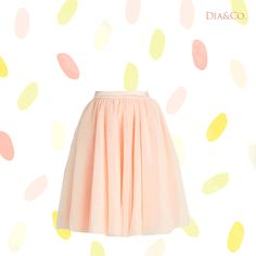 They're back! Tulle skirts for (f)all...