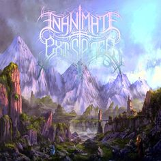 GERATHRASH - extreme metal: Inanimate Existence - A Never-Ending Cycle Of Aton...