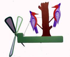 Wood Peckers Wirlygigs. http://prakardkhay.com/free-whirligigs-patterns-plans-plans-diy-free-download-rocking-horse-wood-plan