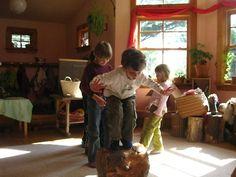 waldorf school day rhythm.