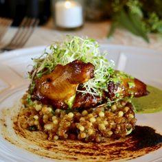 Chef Bernard Ibarras marokkanisches Spiced Free Range Chicken