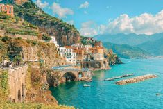 12 Beautiful Places In The Amalfi Coast Of Italy That You Have To Visit - Hand Luggage Only - Travel, Food & Photography Blog