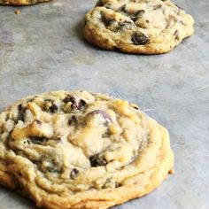 Fail-proof classic chocolate chip cookies that stay soft for days. Your new go-to chocolate chip cookie recipe! Make plain or with walnuts.