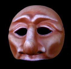 комедии-маска-Леандро