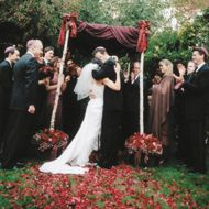 Jewish Wedding Ceremony Rituals
