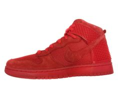 Kanye West may have parted ways with Nike, but his influence lives on in a pair of all-red sneakers that looks to be inspired by the highly sought-after, ultra-hyped Air Yeezy 2 that came out earlier this year. The premium Nike Dunk High Comfort is given a … READ MORE