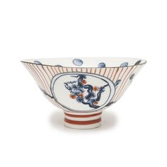 Nagasaki Red Tall Footed Bowl — The Nevica Project Nagasaki, Cup And Saucer, Pots, Porcelain, Ceramics, Tableware, Red, Ceramica, Porcelain Ceramics