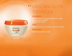Kérastase - Máscara Nutri-Thermique  Salón K - Consejero Kéreastase Av. Sarandi 309 , Rivera , Uruguay Tel - (00598) 46227266 Lun - Sáb: 9:00 - 19:00 info@salonk.com.uy