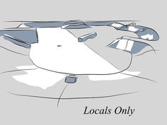 """Trevor Christensen is raising funds for The Locals Only Shirt on Kickstarter! My hometown skate park of Provo, Utah was the worst, so I want honor it with a shirt! """"Locals Only"""" 'cause no one else comes. Only Shirt, Making Shirts, Fashion Project, Skate Park, My Friend, Friends, The Locals, Pikachu, Artist"""