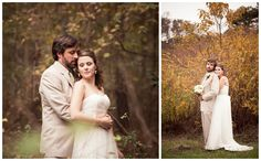 South Carolina Woods Wedding
