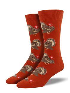 Men's Turkeys Socks