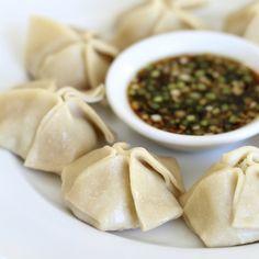 Guess what? These Chicken Lemongrass Dumplings are gluten-free.