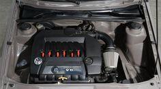VW Golf Mk2 Syncro R32 Mk5 engined - Mk5 R32 engine, OEM management, six-branch…