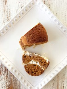 Skinny Pumpkin Spice & Cream Cheese Bread — The Skinny Fork..110 calories for a 16th of the mix. Not bad