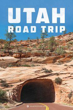 Guide to road trips in Utah.