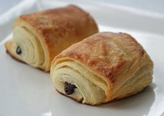 Pan au Chocolat- God I can't wait until this diet is over so I can go ape crazy making these