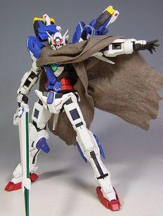 MG 1/100 Exia and Crossbone Gundam MIX Build - Gundam Kits Collection News and Reviews