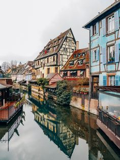 Un week-end à #Colmar en #Alsace. Places Around The World, Around The Worlds, Japanese Architecture, Blog Voyage, Future Travel, Travel Abroad, Adventure Is Out There, Week End, Beautiful Places
