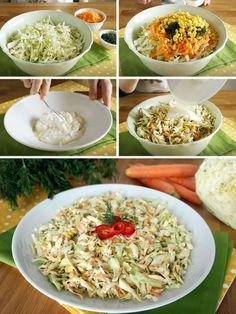 Coleslaw Salata (Yok böyle bir lezzet) #coleslawsalata #salatatarifleri #nefisyemektarifleri #yemektarifleri #tarifsunum #lezzetlitarifler #lezzet #sunum #sunumönemlidir #tarif #yemek #food #yummy