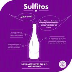 #Sulfitos #Vino #Conservador  ¿Quieren saber que son los sulfitos?