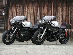 Whitehouse Customs Mad Max inspired CB750's