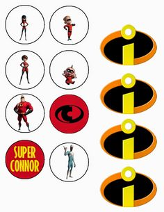 Moments That Take My Breath Away: Connor's 2nd Birthday: The Incredibles Party + Free Incredibles Printables