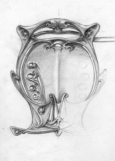 this one is a classic and Radek would love it - It's Guimard art deco metro for Paris and some of London Metropolitan Art Nouveau Interior, Art Nouveau Furniture, Art Nouveau Architecture, Art Nouveau Pattern, Art Nouveau Design, Cool Art Drawings, Drawing Sketches, Lyon, Hector Guimard