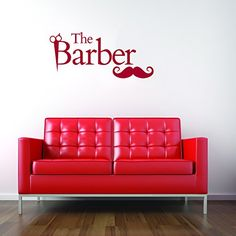 Vinyl Wall Decal Sticker Bedroom Barber Shop Scissors Moustaches Hair Style V2 CreativeWallDecals http://www.amazon.com/dp/B00UM2FEES/ref=cm_sw_r_pi_dp_SwLavb00YNVYQ