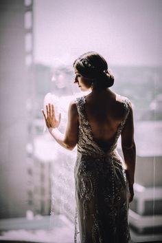 Bride in the Window by Zach Ashcraft - Photo 110143701 - 500px