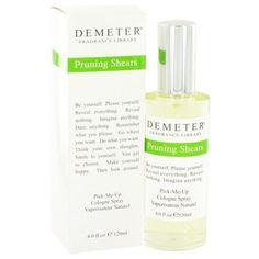 Demeter By Demeter Pruning Shears Cologne Spray 4 Oz