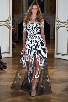 Impressive collection of yulia yanina  short and long dresses  (15)