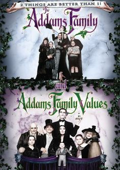 Amazon.com: The Addams Family / Addams Family Values: Anjelica Huston, Raul Julia, Christopher Lloyd, Dan Hedaya, Elizabeth Wilson, Judith Malina, Carel Struycken, Dana Ivey, Paul Benedict, Christina Ricci, Jimmy Workman, Christopher Hart, Barry Sonnenfeld, Bonnie Arnold, David Nicksay, Graham Place, Caroline Thompson, Charles Addams, Larry Wilson, Paul Rudnick: Movies & TV