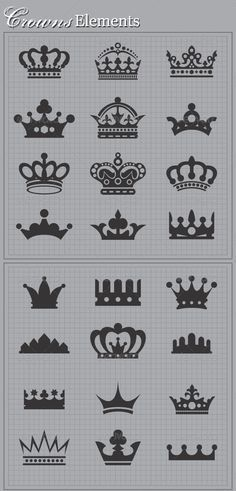 Lovely >> Crowns Parts More #JustTattoos