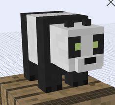Minecraft Panda!