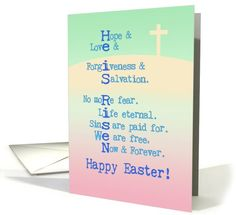 Easter gift tags free printable template easter pinterest happy easter he is risen christian cross pastel colors typography card negle Images
