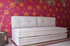 Wonderful Cool Tips: Futon Repurpose Woodworking Projects futon pallet.Futon Chair Home Office. Futon Bedroom, Futon Sofa, Futon Mattress, Futons, Daybeds, Leather Futon, Couch With Ottoman, Art Deco Sofa, Living Room Ideas