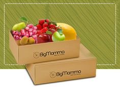 Imported Fruit Box http://www.bigmamma.in/Make-Box/4990/Imported-Fruit-Box