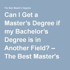.i have a masters degree now what online colleges all