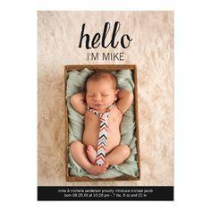 Annoncons la naissance de bebe