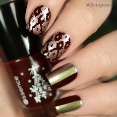 Essence – Meet me under the mistletoe ja holly jolly x-mas Under The Mistletoe, Nail Art Designs, Meet, Nails, Finger Nails, Ongles, Nail Designs, Nail, Nail Manicure