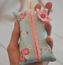 Handbag Size Tissue Holder